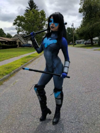 Ryuu Lavitz as Nightwing