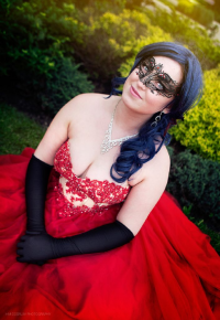 Lunaire Cosplay as Miraculous Ladybug
