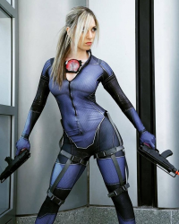 Pixiequinncosplay as Jill Valentine
