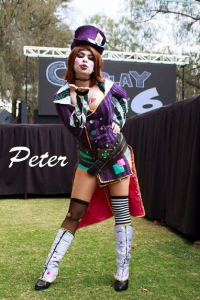 Jhaneline Cosplay as Mad Moxxi