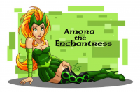 Amora the Enchantress from Ricky Fang