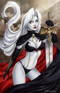 Lady Death from Collette Turner
