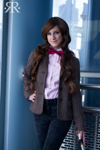 Meigan Lupal as 11th Doctor