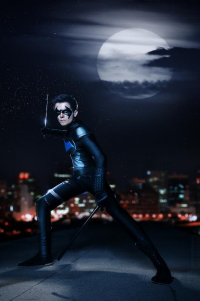 Grayson Fin as Nightwing