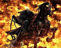 Ghost Rider from Harrykrizz