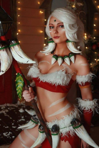 AGflower as Nidalee