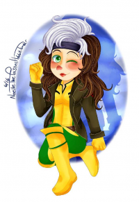 Rogue from Noellethepastelhobbit