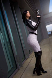 Hailey S Cosplay as Miranda Lawson
