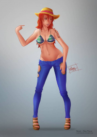 Nami from Canvasbushi