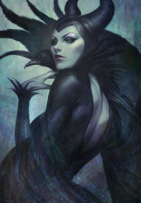 Maleficent from Stanley Lau