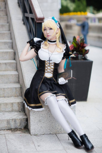 Rainicorn Nv as Eri Ayase