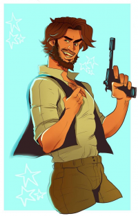 McCree/Han Solo from Morgan Lovell