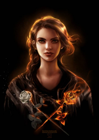 Katniss Everdeen from Daniel Kordek