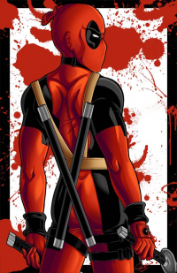 Deadpool from Aerianr
