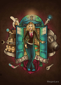Rose Tyler from MeganLara