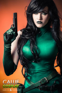 Leah Burroughs as Madame Hydra