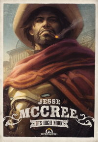 McCree from Stanley Lau