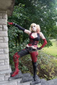 Lossien as Harley Quinn