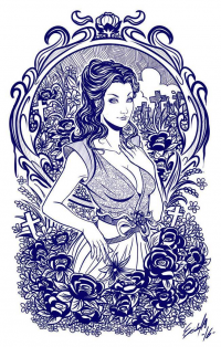 Margaery Tyrell from Edgar Sandoval