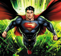 Superman from Jeremy Roberts