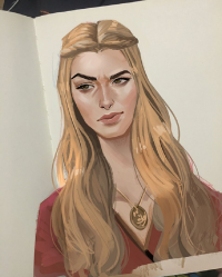 Cersei Lannister from Mstrmagnolia