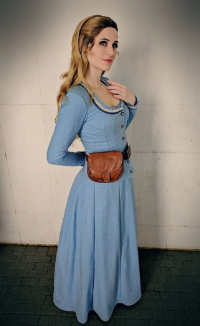 Yashuntafun as Dolores Abernathy