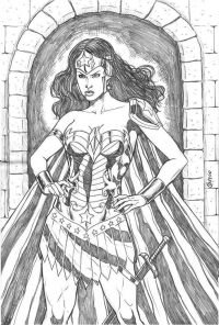 Wonder Woman from Gregohq