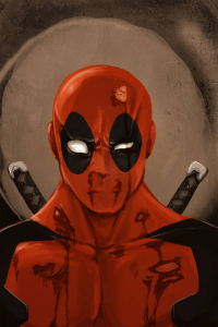 Deadpool from Theswisscookie