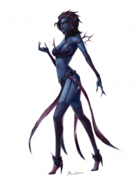 Evelynn from malome
