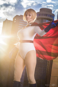 Hito Productions as Power Girl