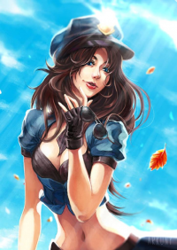 Caitlyn/Officer from Arkuny