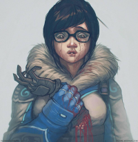Mei from aaronfoster