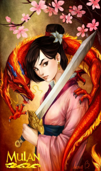 Mulan from Aireenscolor