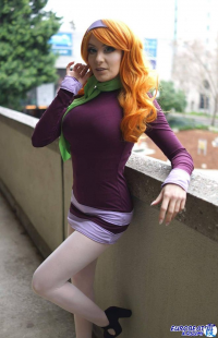 Kate Sarkissian as Daphne Blake