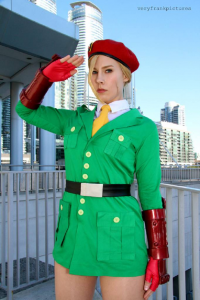 hourqueen as Cammy White