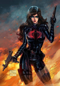 The Baroness from Claw0208