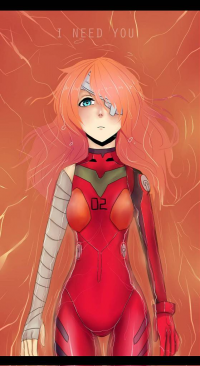 Asuka Langley Soryu from Orekifag
