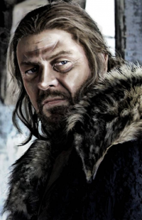 Eddard Stark from The Art of Scott