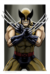 Wolverine from Kevin Minor