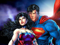 Superman, Wonder Woman from Sirhemingfordgrey