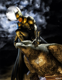 Batman from archangelgabriel