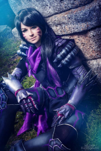 Lux Cosplay as Gore Magala Gunner