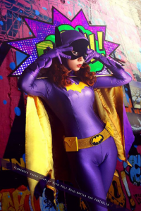 Florencia Jillian Sofen as Batgirl