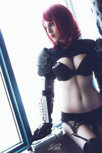 Kiki Cosplay as Katarina