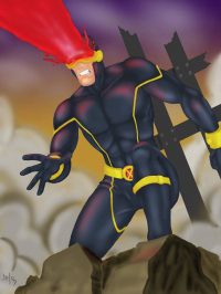Cyclops from Paul D