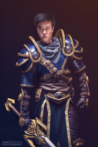 Kenny Cosplay Stuff as Garen