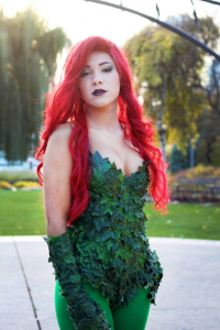 Bec's Cosplay Wonderland as Poison Ivy