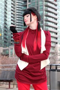 Mai Sheri Costumes as Modern Mai