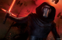 Kylo Ren from Ayhotte