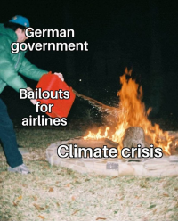 German Government on Climate Crisis